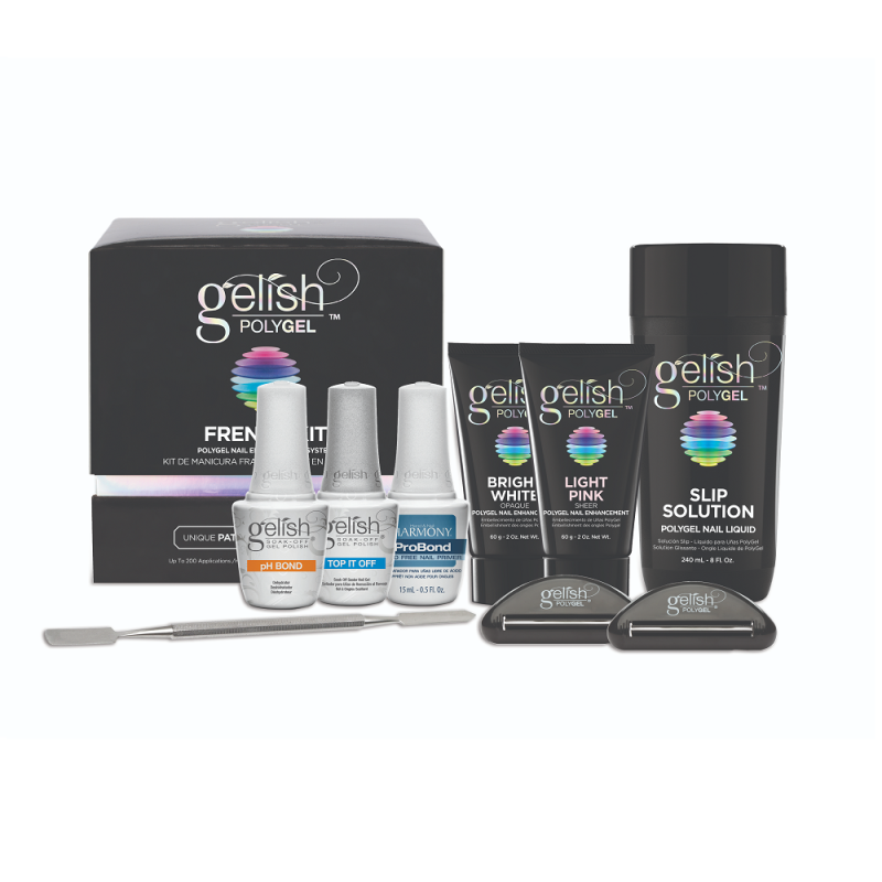 Polygel French Kit