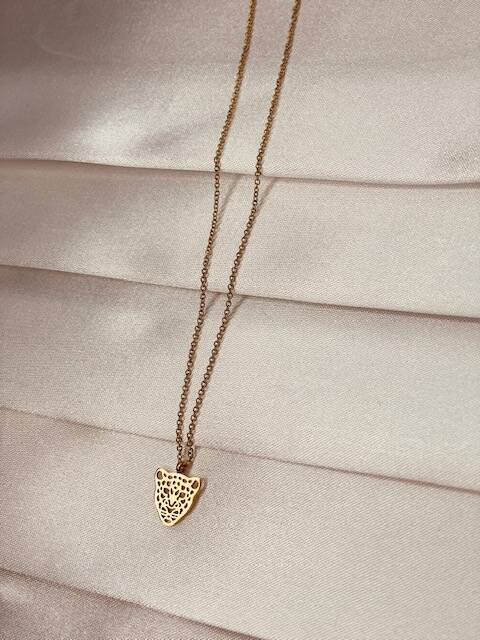 Necklace Tiger Gold