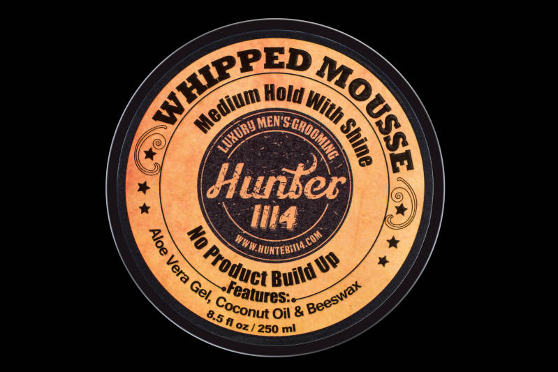 Whipped Mousse