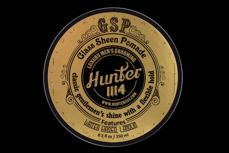 GSP Glass Sheen Pomade