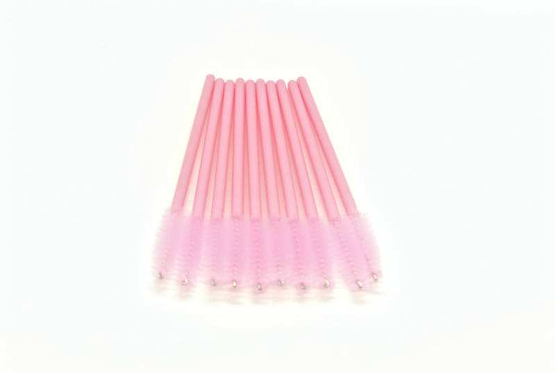 Mascara Brushes Pink