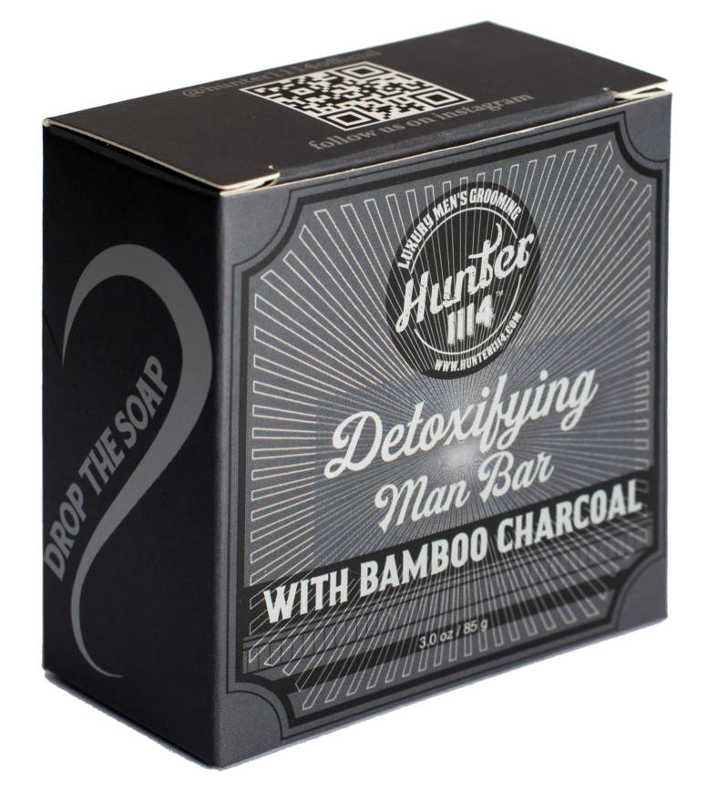 Detoxifying Man Bar