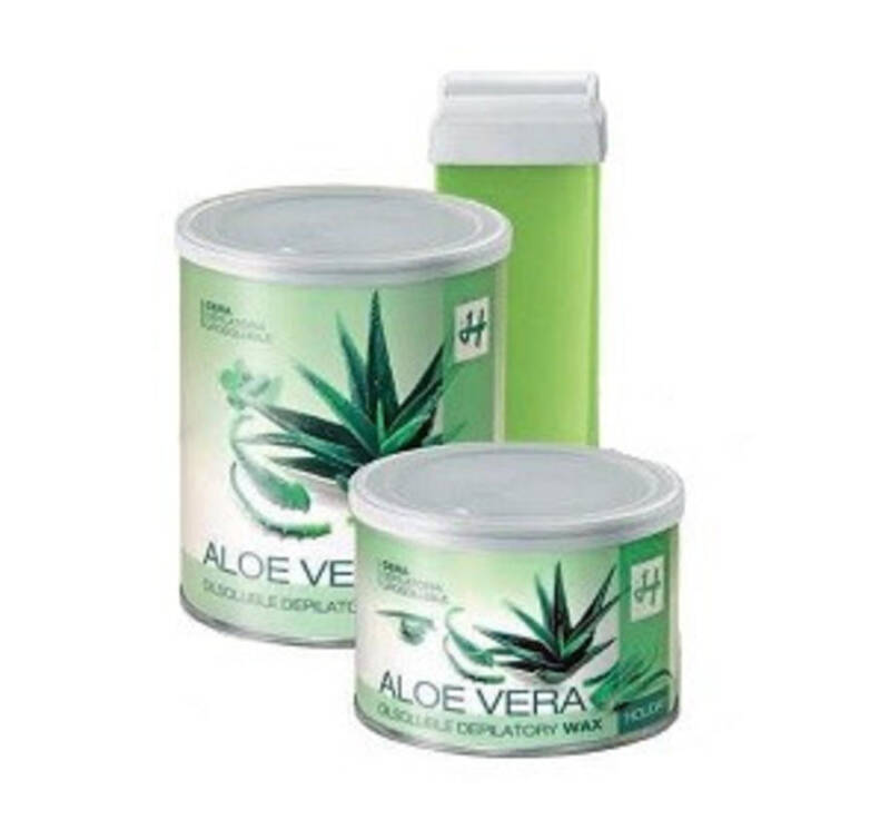 Holiday Gel Stripwax Aloë Vera