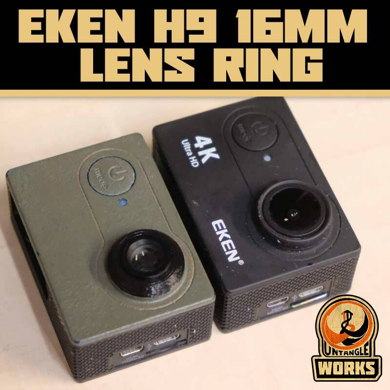 UNW EKEN H9 16mm Lens Ring