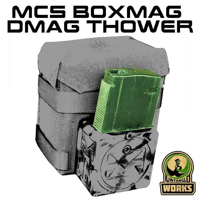 UNW MCS BOXMAG DMAG and SAR12 Thower