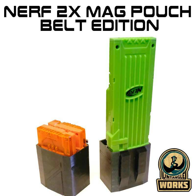 UNW NERF Mag Pouch