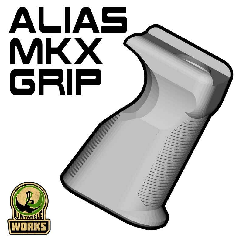 UNW Alias MKX Grip