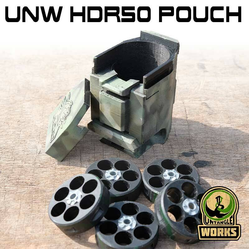 UNW HDR 50 pouch