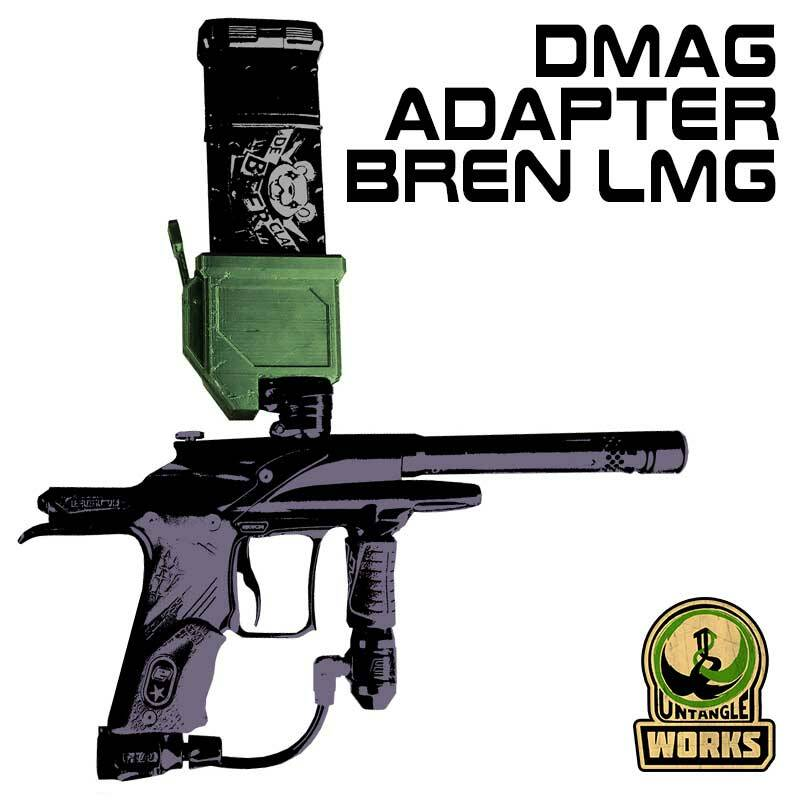 UNW DMAG Magfed Adapter