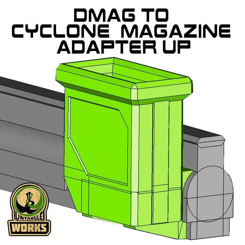 UNW Tippmann Cyclone Magfed Adapter