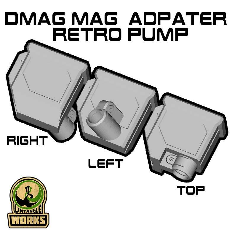 UNW Old School Feedneck Magfed Adapters