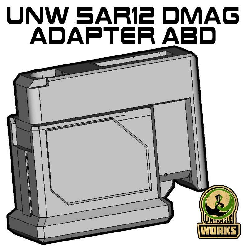 UNW Sar12 Magfed Adapters