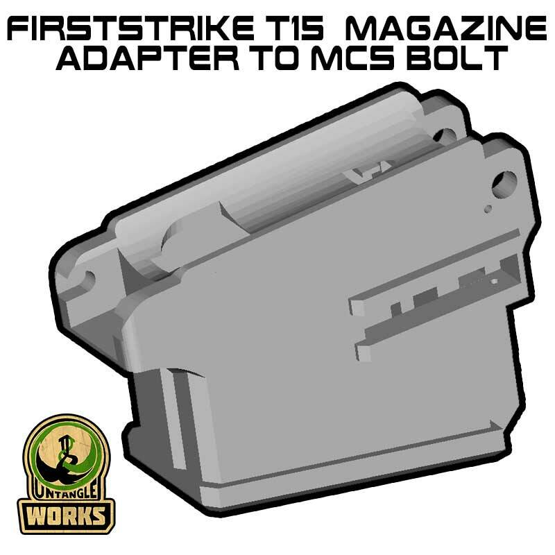 UNW MCS Bolt / Blizzard Magfed Adapters