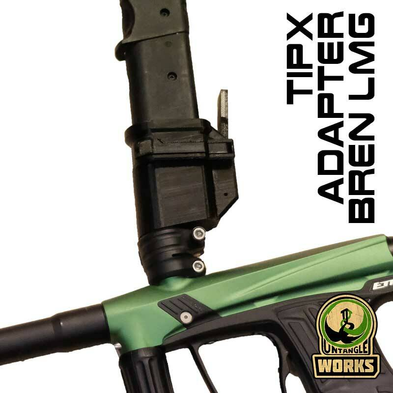 UNW Tipx Magfed Adapter