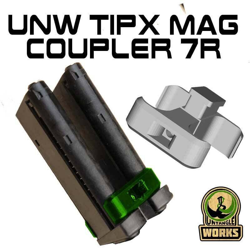 UNW TIPX Mag Couplers