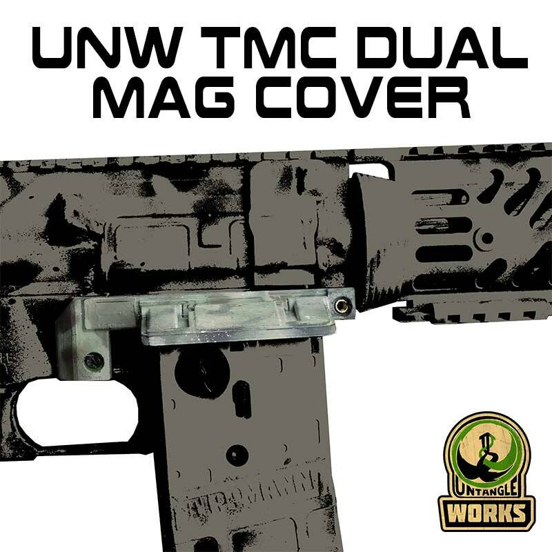 UNW TMC Dual Mag Covers