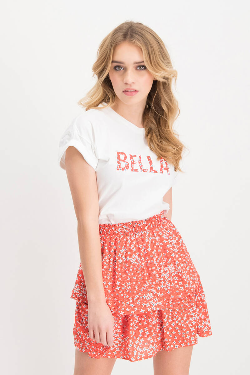 Skirt Elicia Red