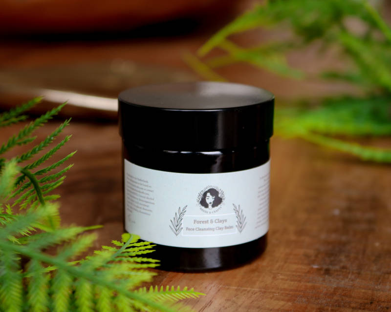 Forest & Clays Cleansing Clay Balm & Mask