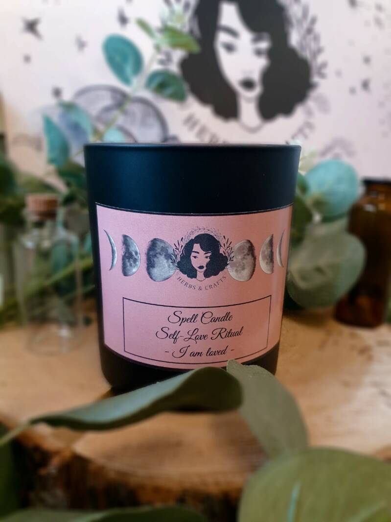Spell Candle Love Spell