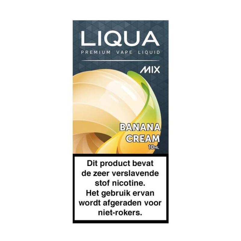 Liqua Mix - Banana Cream