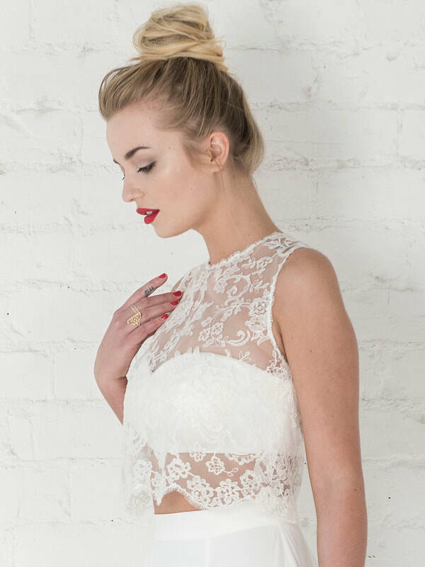 Separate BY Charlotte Balbier Type: Rebel Bridal Bandeau