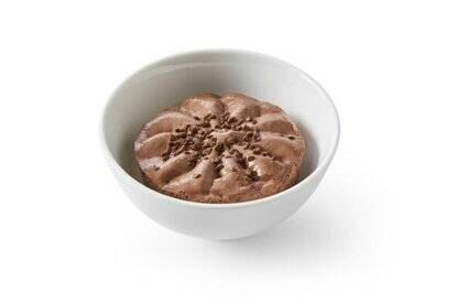 10. Chocolade mousse