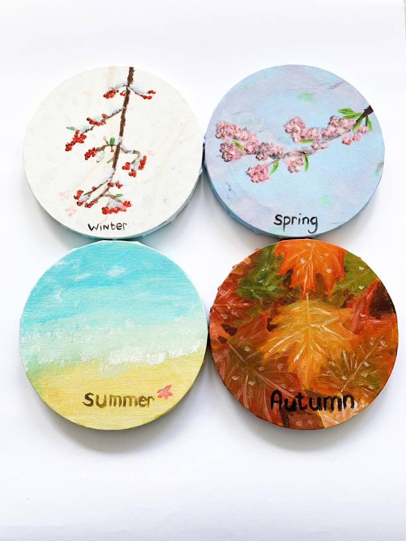 Four seasons round