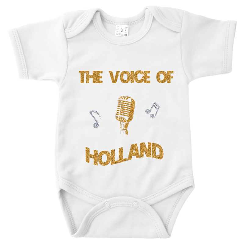 The Voice of Holland - romper wit
