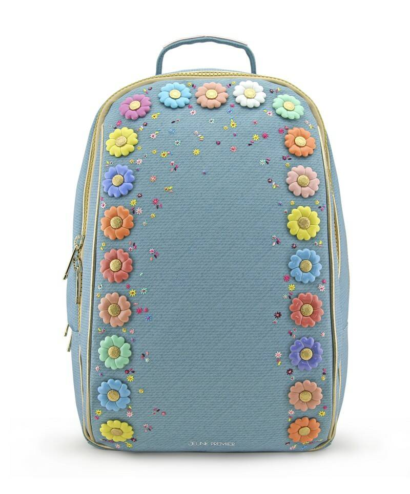 Backpack James Flower Power