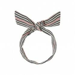 Pepper nautical stripe bando
