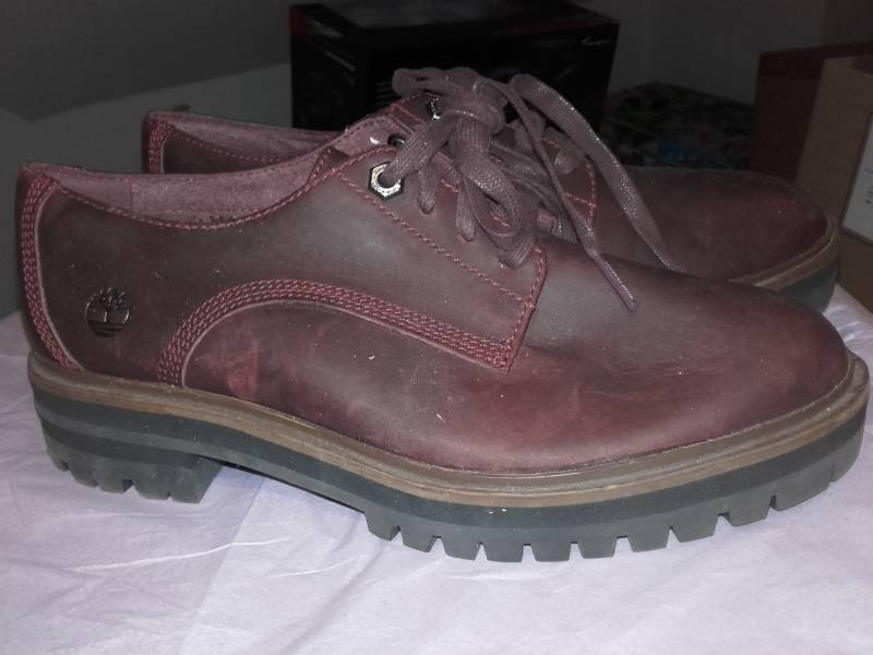 TIMBERLAND CLASSIC LAGE DONKERBRUIN MT 40