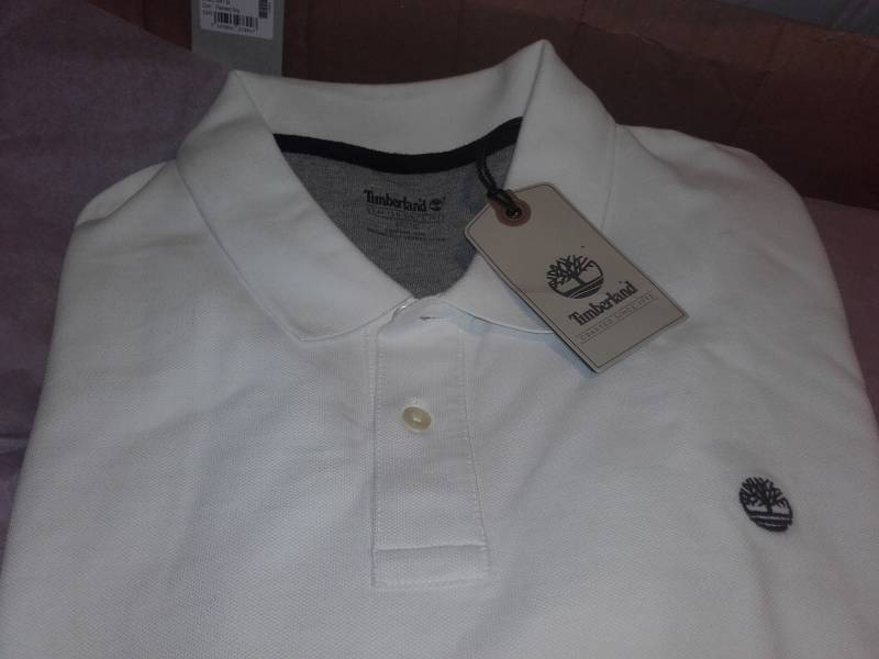TIMBERLAND POLO WIT XL