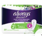 ALWAYS DISCREET INCO PADS