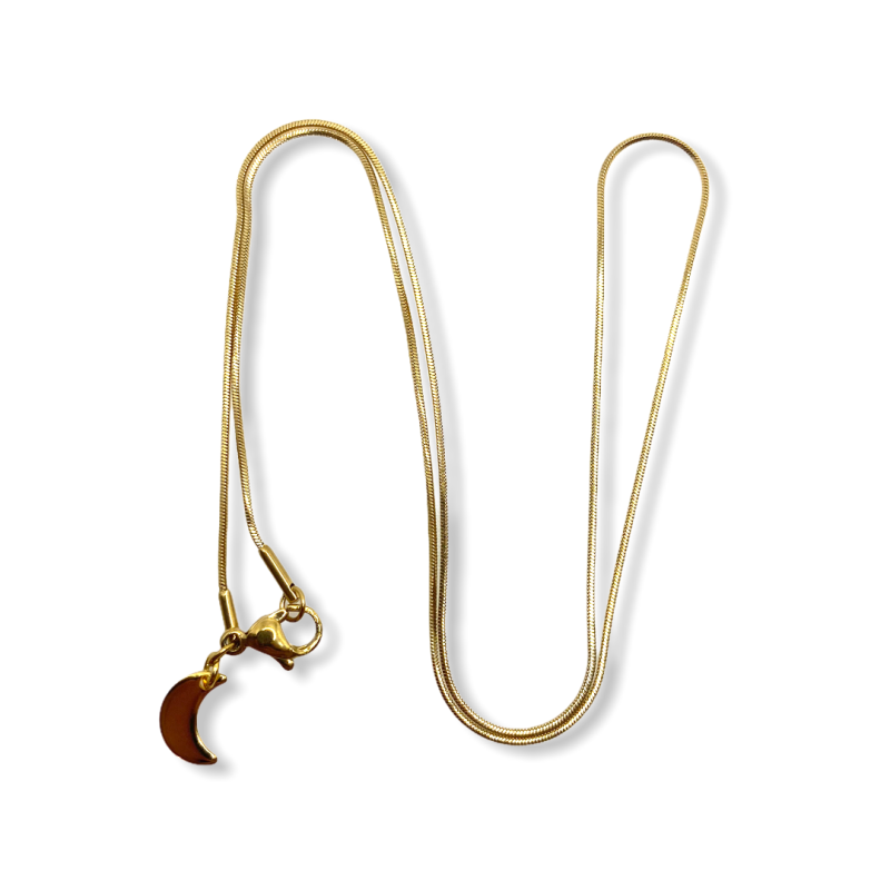 Thin Snake Necklace