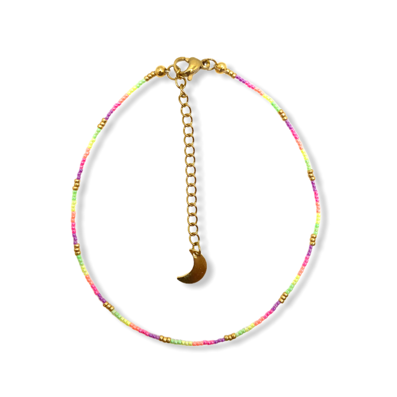 Neon Anklet