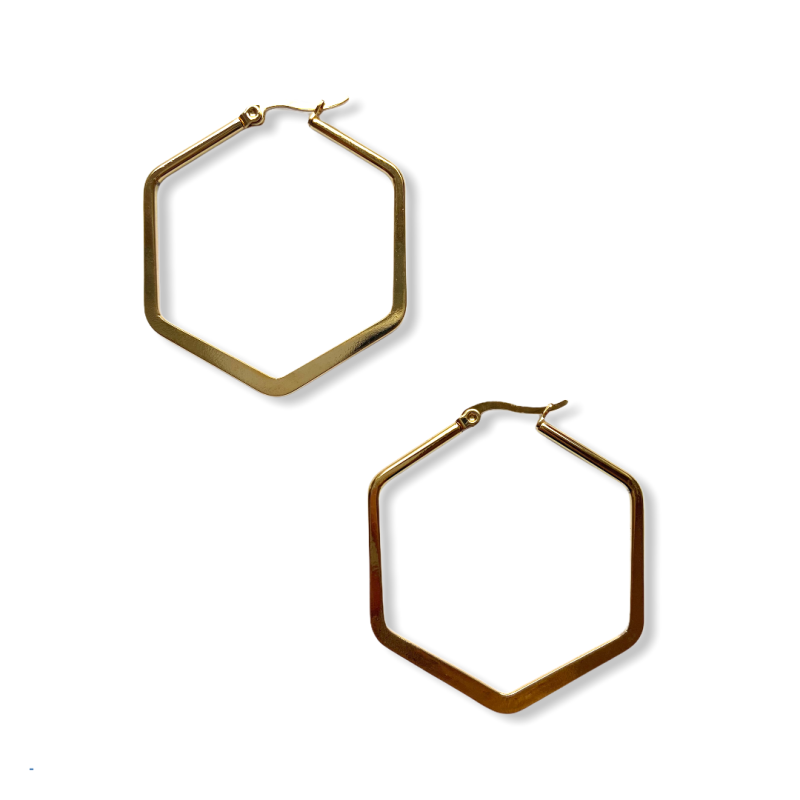 Naomi Huggie Earrings