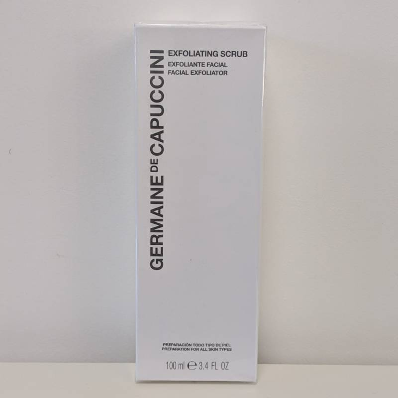 Germaine de Capuccini Options Universe Exfoliating Facial Scrub 100ML