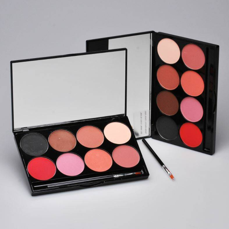 Mehron E.Y.E. Powder & Cheek Powder Palette