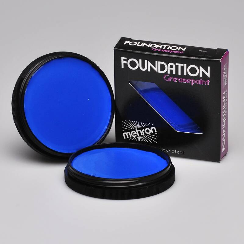 Foundation Greasepaint - Blue