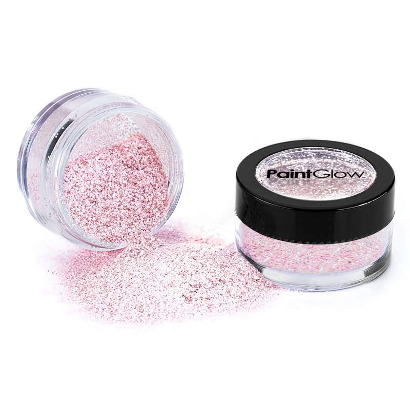 Fijne Chunky Glitter  Biodegradable Candy Floss 6 ml