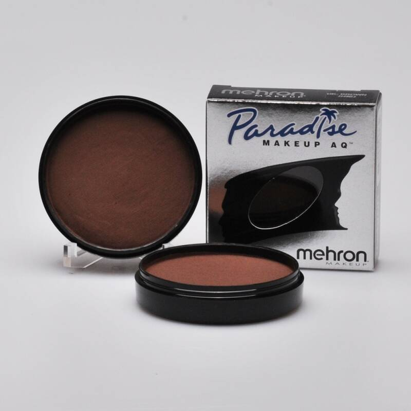 Mehron - Dark Brown (40 gram)