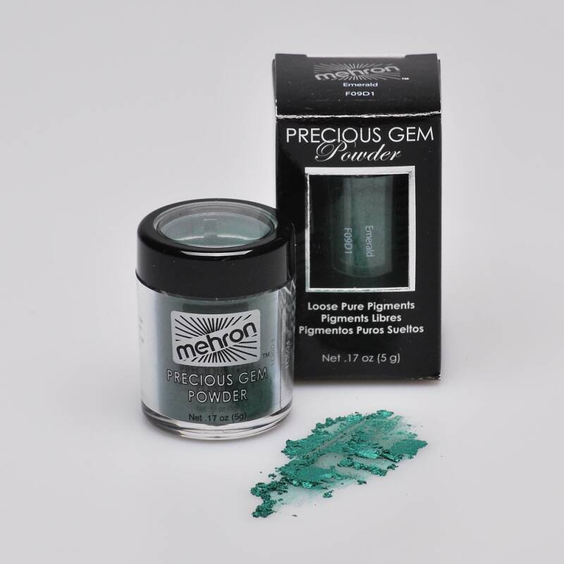 Precious Gem Powder - Emerald (5 gram)