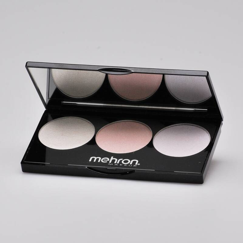 Mehron Highlight Palette - Cool