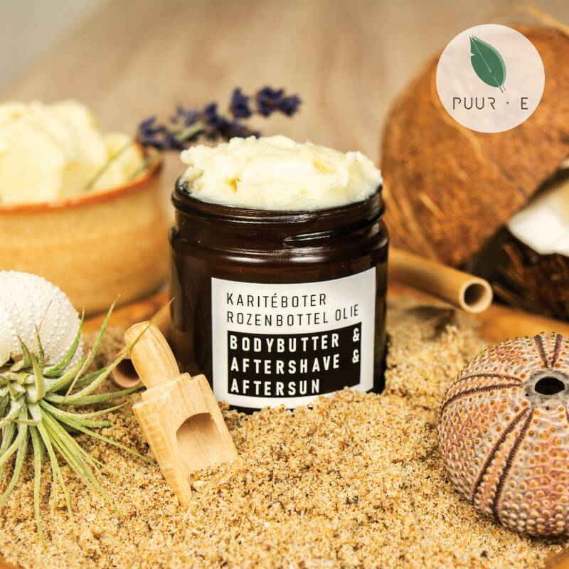 DIY Bodybutter, Aftershave & Aftersun