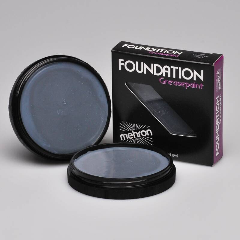 Foundation Greasepaint - Monster Grey