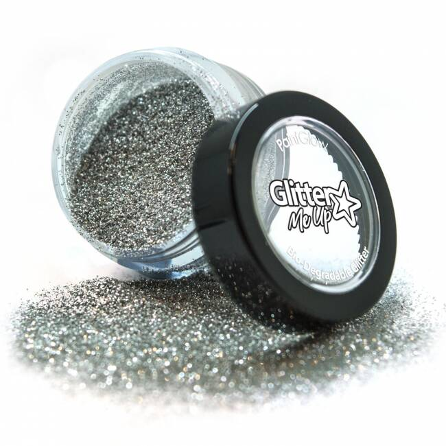 Fijne Glitter Biodegradable Moonstone 6 ml