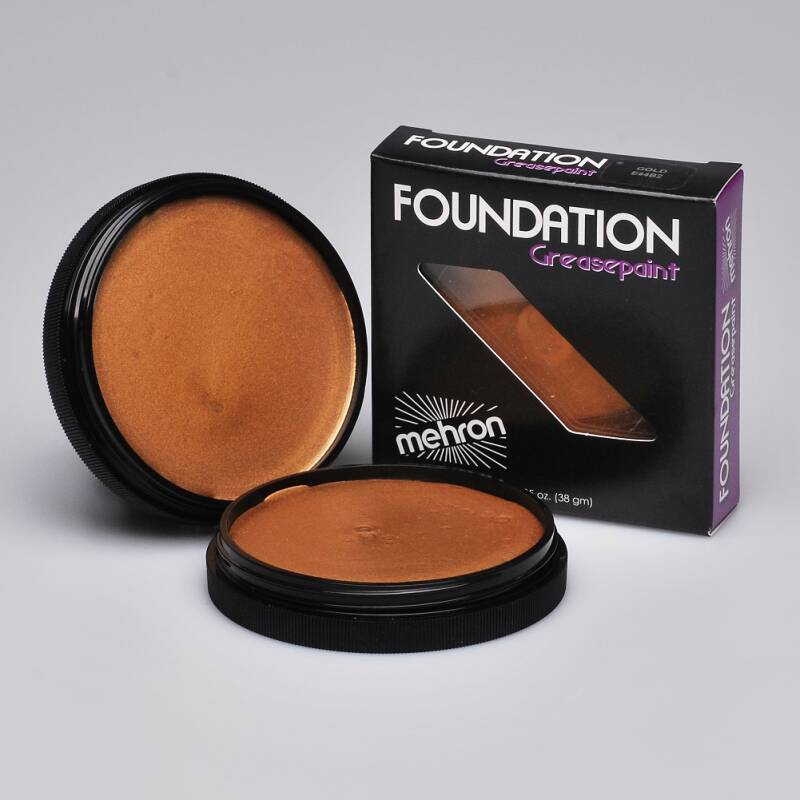Foundation Greasepaint - Gold