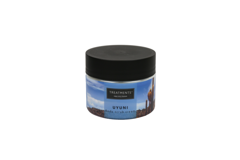 Uyuni body scrub cream