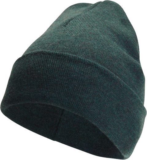 Woolpower - Beanie Classic - Forest Green