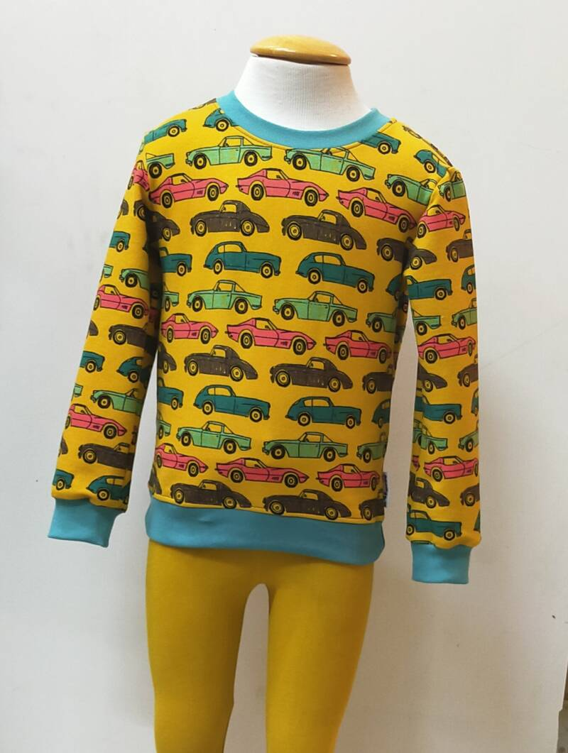 Sweater cars